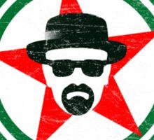 Heisenberg Breaking Bad Sticker