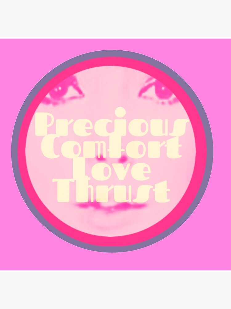 Precious Comfort Love Thrust Logo by OfSelina