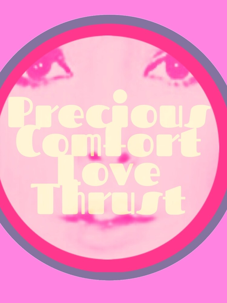Precious Comfort Love Thrust Logo by OfSelina