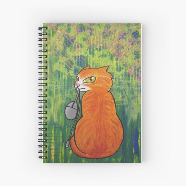 Got it! Spiral Notebook