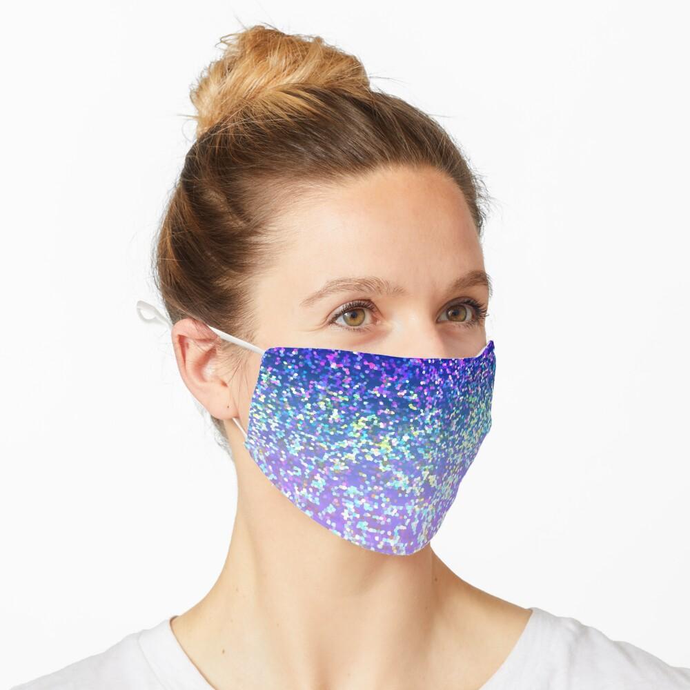 Glitter Graphic Mask