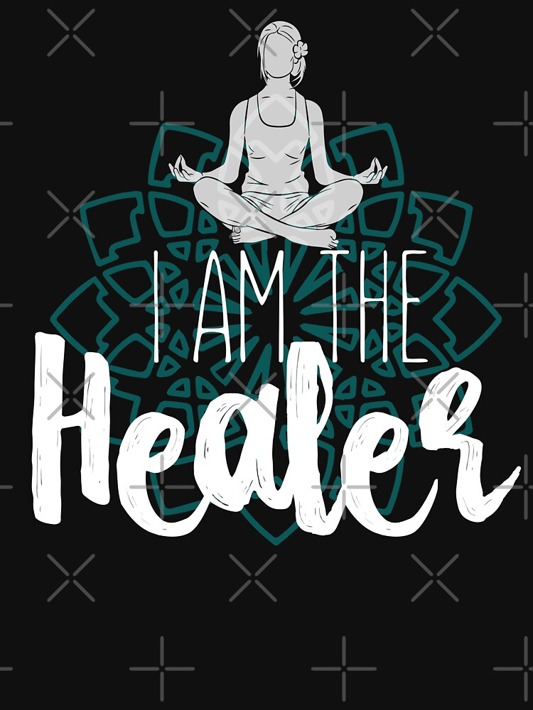 I Am The Healer by CDA-Store