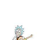 Rick and Morty by papirafisaga