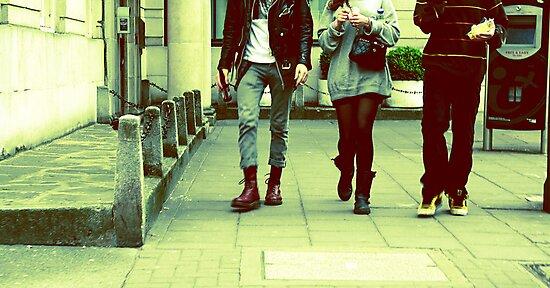 London life by kurtolo