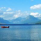 Lake McDonald by Caleb Ward