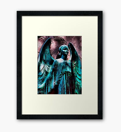 She Sells Sanctuary  Framed Print