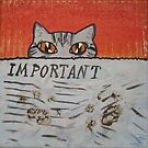 Pawprints by binesart
