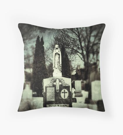 My Rosary Throw Pillow