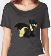 The Hero Ponyville Deserves Women's Relaxed Fit T-Shirt