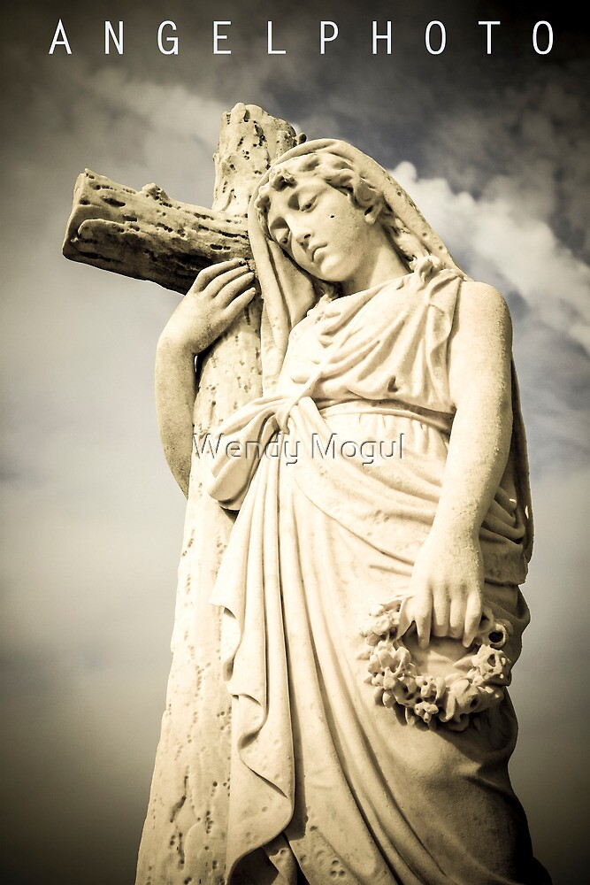 Magnolia Cemetery Series by Wendy Mogul