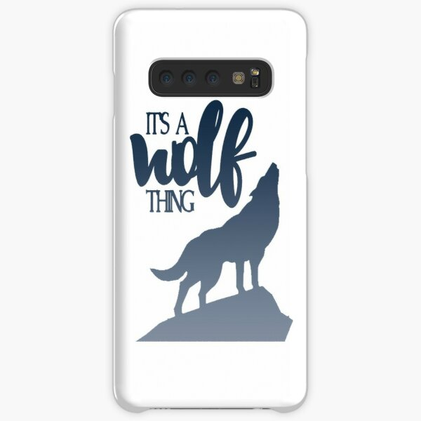 Its A Wolf Thing | Twilight Samsung Galaxy Snap Case