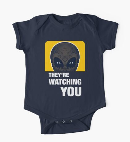 THEY'RE WATCHING YOU Kids Clothes