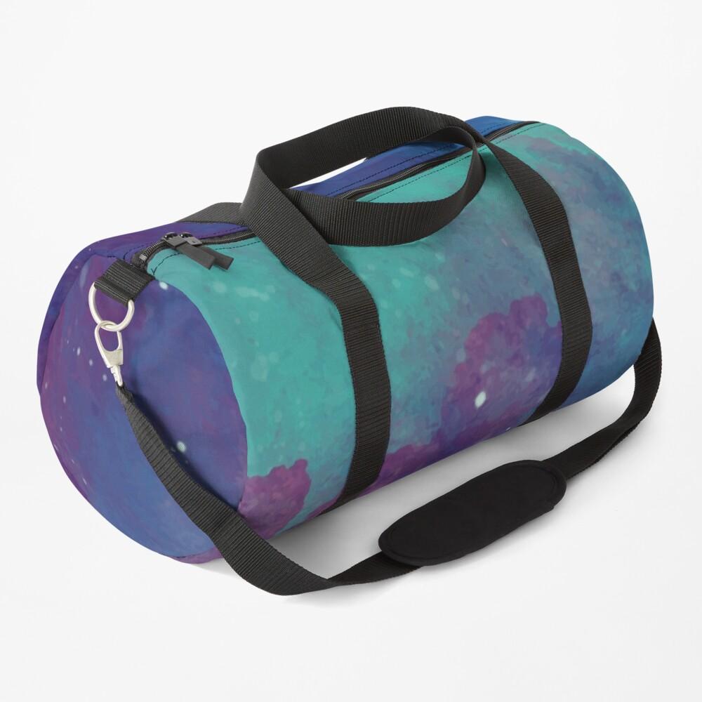 Night sky [watercolor] Duffle Bag