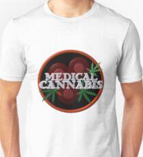 Medical Cannabis heals  Unisex T-Shirt
