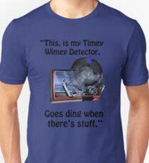 Timey Wimey Detector Unisex T-Shirt