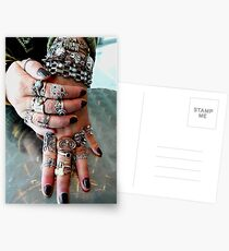 A little jewelry??? © Postcards