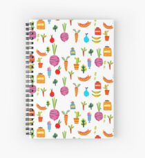 Kitchen Stories Spiral Notebook