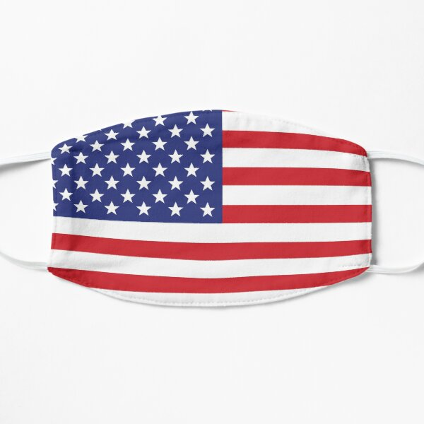 USA Flag Mask