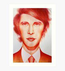 Ben Whishaw Art Print