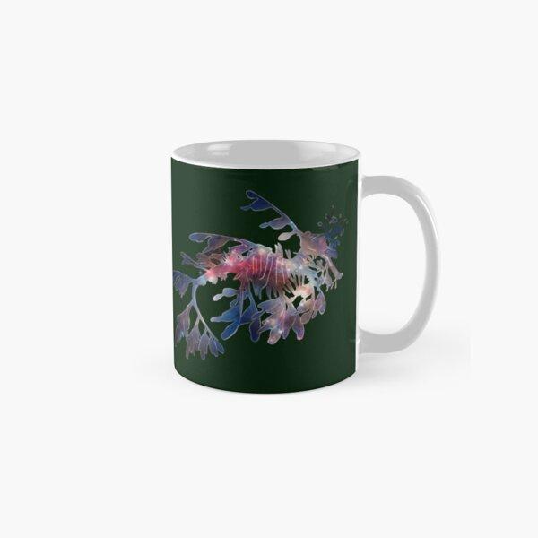 Galaxy Leafy Seadragon Classic Mug