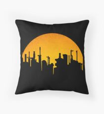 United States of Armament Throw Pillow