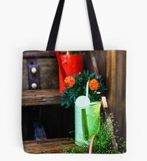 Why Just Water Tote Bag