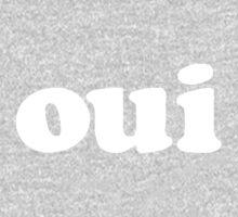 oui - white | Women's T-Shirt