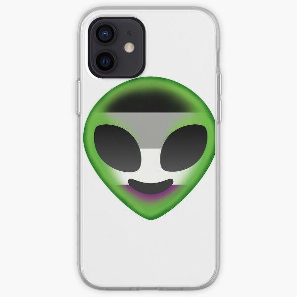 Coques et étuis iPhone sur le thème Alien Emoji | Redbubble