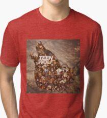 Teen wolf forest Tri-blend T-Shirt