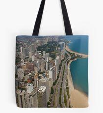 Chicago Beaches Tote Bag