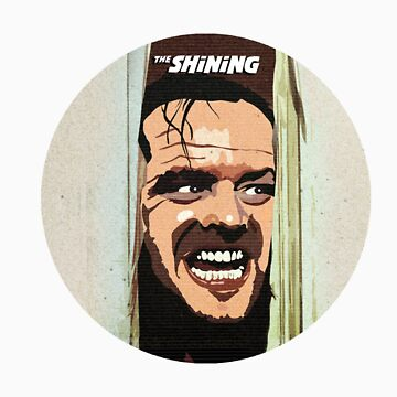 The Shining - Here's Johnny by willisco