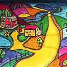 The wondering Pathway by Monica Engeler