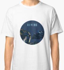 Aliens - Riply Vs Queen Classic T-Shirt