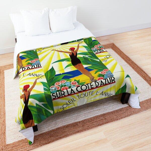 French Riviera Comforter