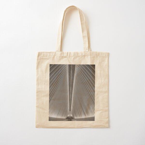 Architecture  Cotton Tote Bag