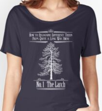 No. 1 The Larch Women's Relaxed Fit T-Shirt