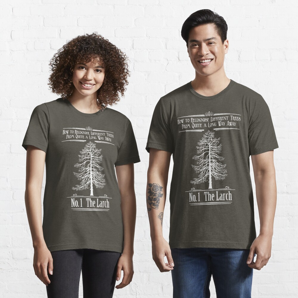 No. 1 The Larch Essential T-Shirt