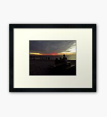The Day Before Tomorrow ~ Part Two Framed Print