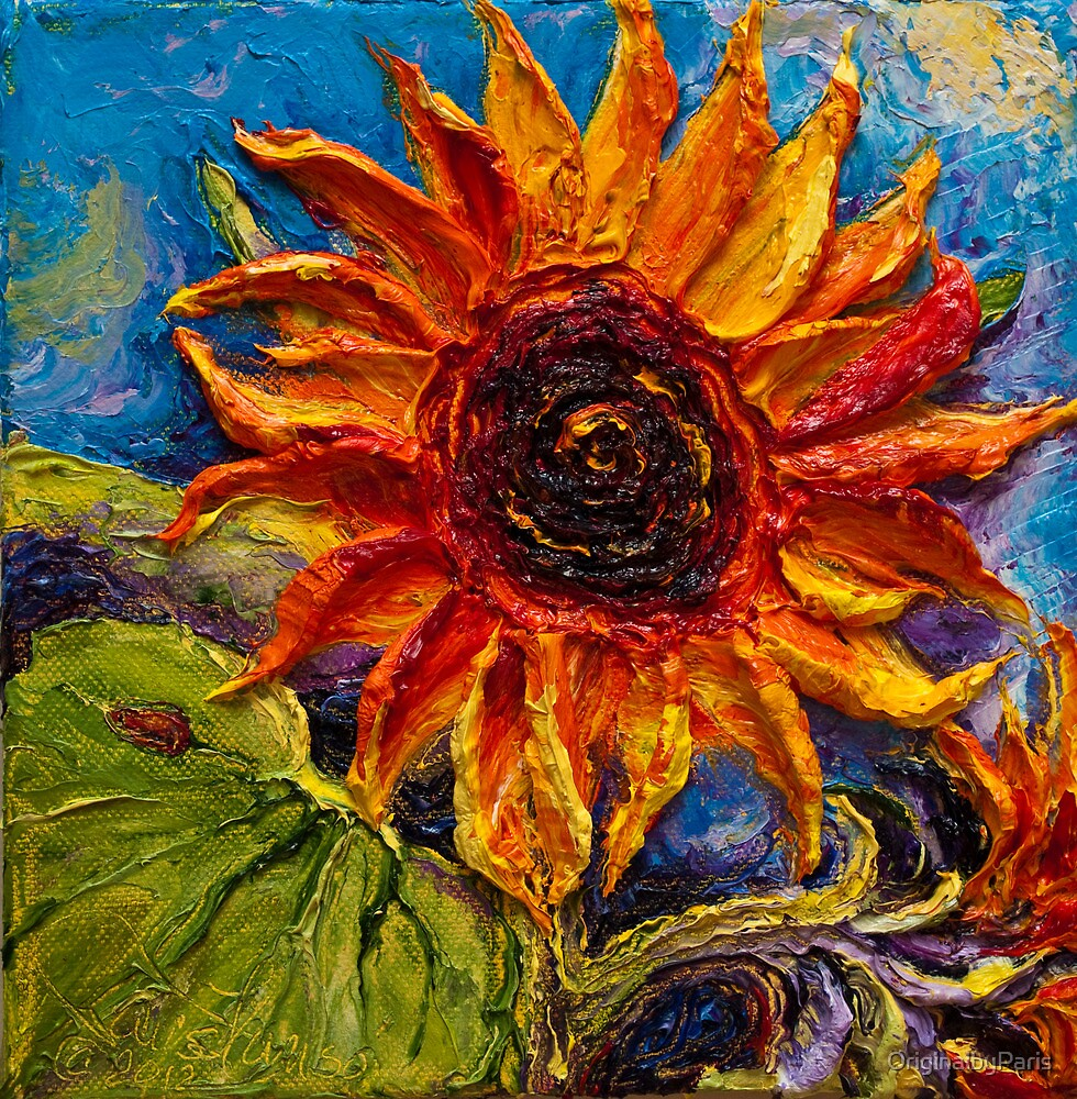Sunflower by OriginalbyParis