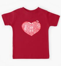 Heart Cabinet Kids Tee