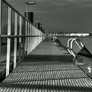 Walking on water by Peter Wiggerman