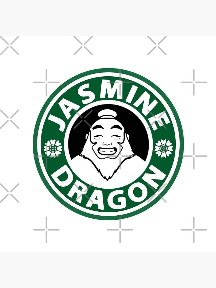 The Jasmine Dragon by ochoutupalli