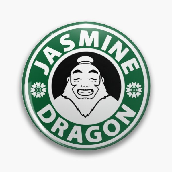 The Jasmine Dragon Pin