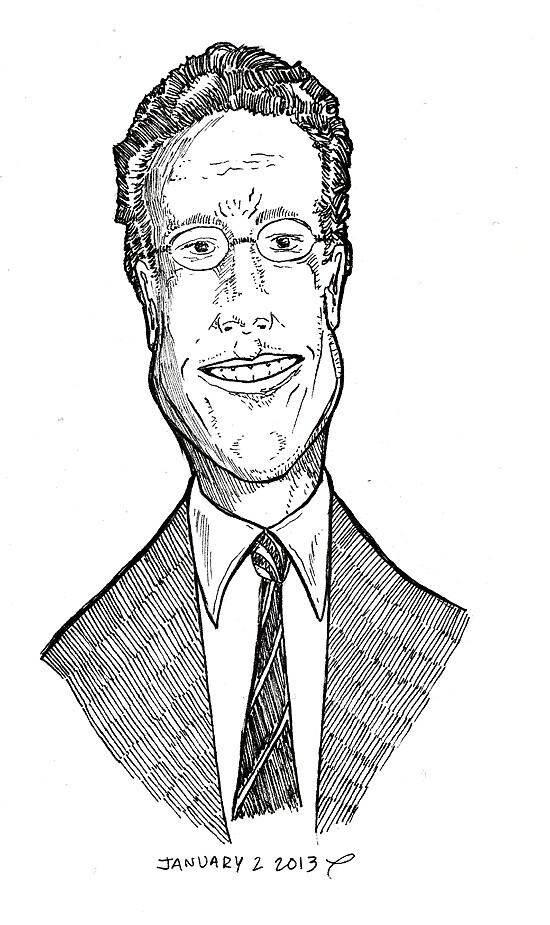 Jerry Seinfeld by joesmithrealnam