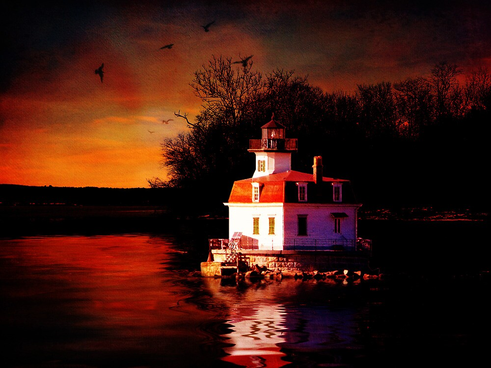 When Day is Done by Pamela Phelps