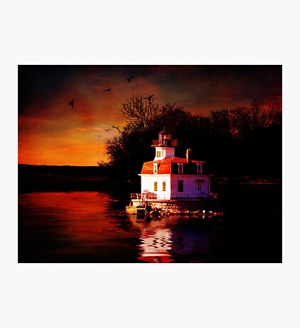 When Day is Done Photographic Print