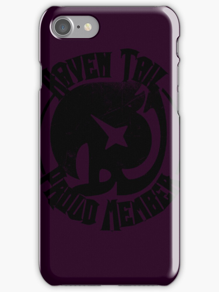 Raven Tail - Proud Member by KisaSunrise