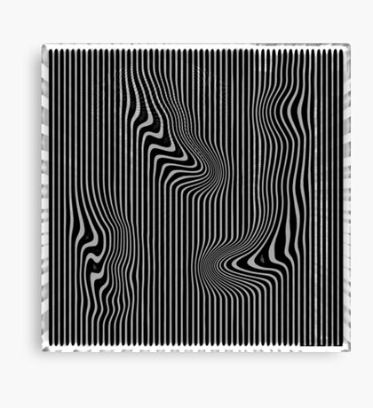 Veil of Oblivion Canvas Print