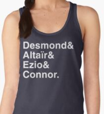 Recquiescat In Shirt Women's Tank Top