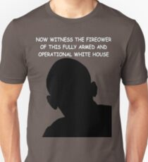 Fully armed and operational white house Unisex T-Shirt
